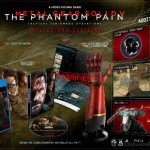 Metal Gear Solid 5 PS4 Collector's Edition Bundle Shipping Without DLC Codes – Report