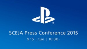 PlayStation Pre-TGS 2015 Conference Announced for September 15th