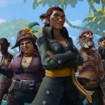 Sea of Thieves New Video Shows Off Some Stormy Gameplay