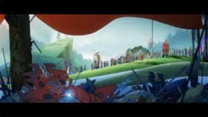 The Banner Saga 2 Review – Bleak and Beautiful