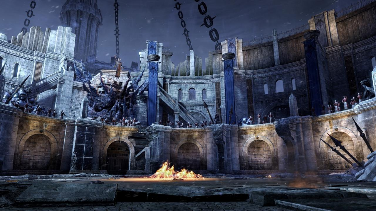 The Elder Scrolls Online Imperial City