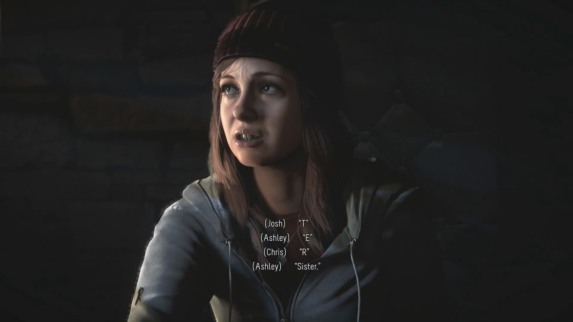 Until Dawn PS4 10