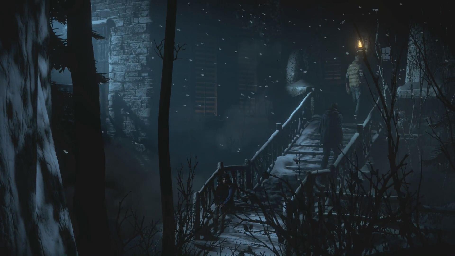 Until Dawn PS4 2