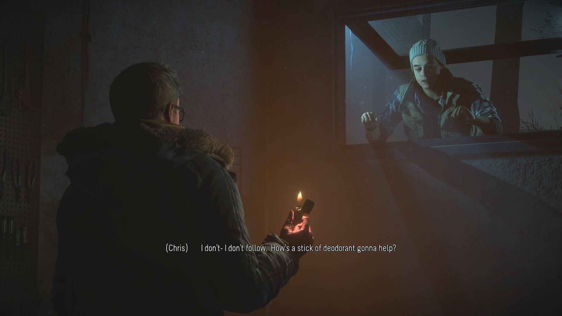 Until Dawn PS4 3