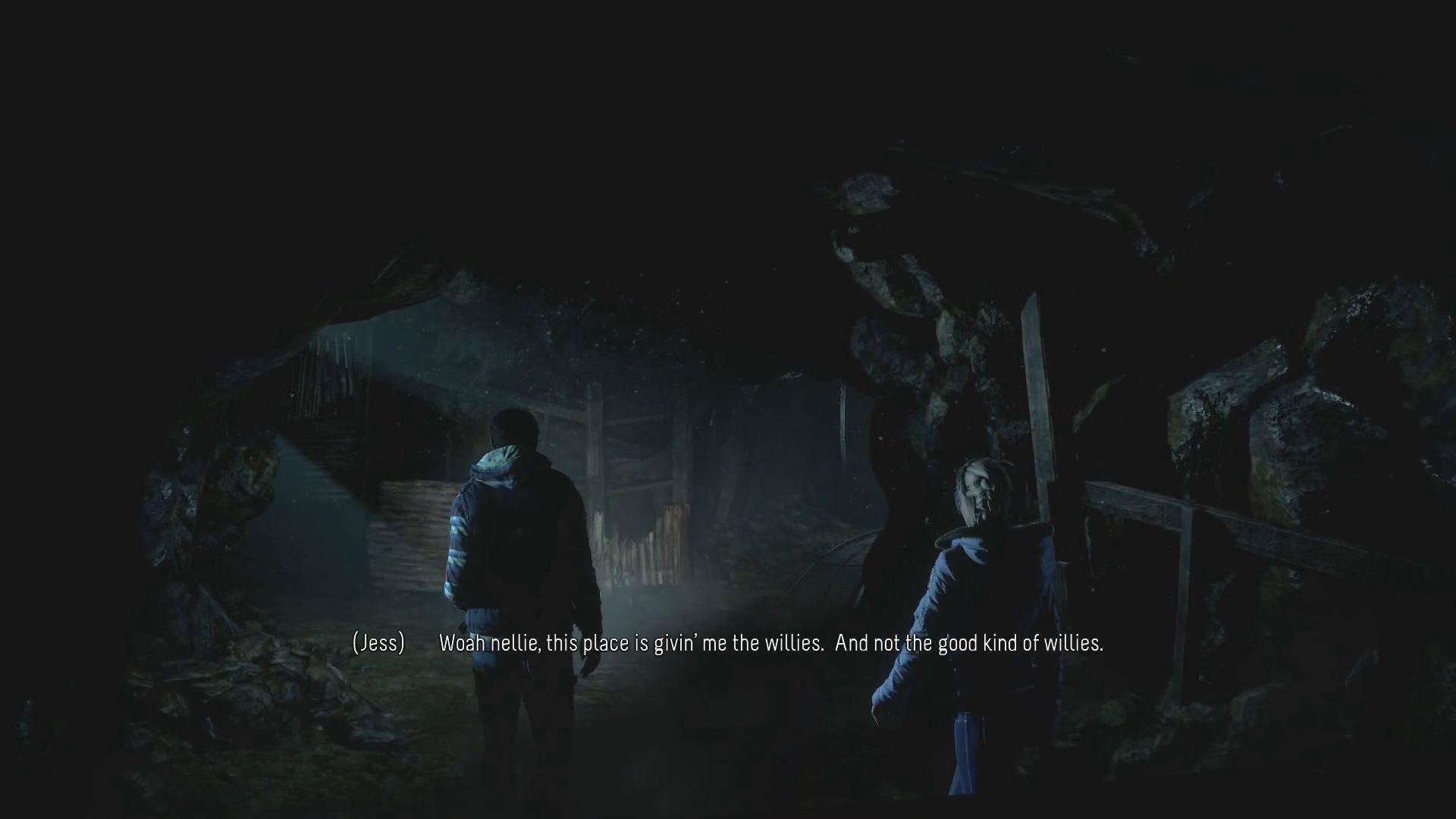 Until Dawn PS4 5