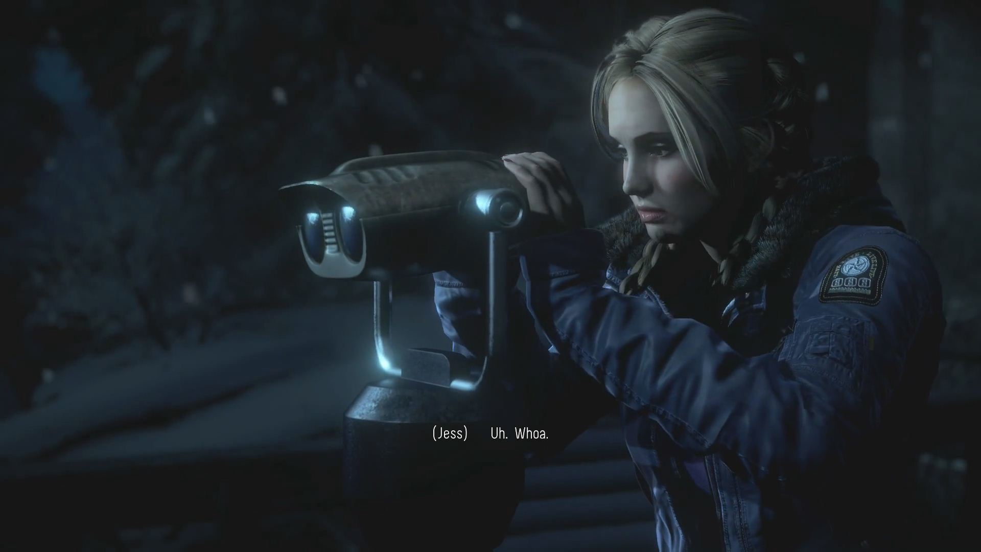 Until Dawn PS4 7