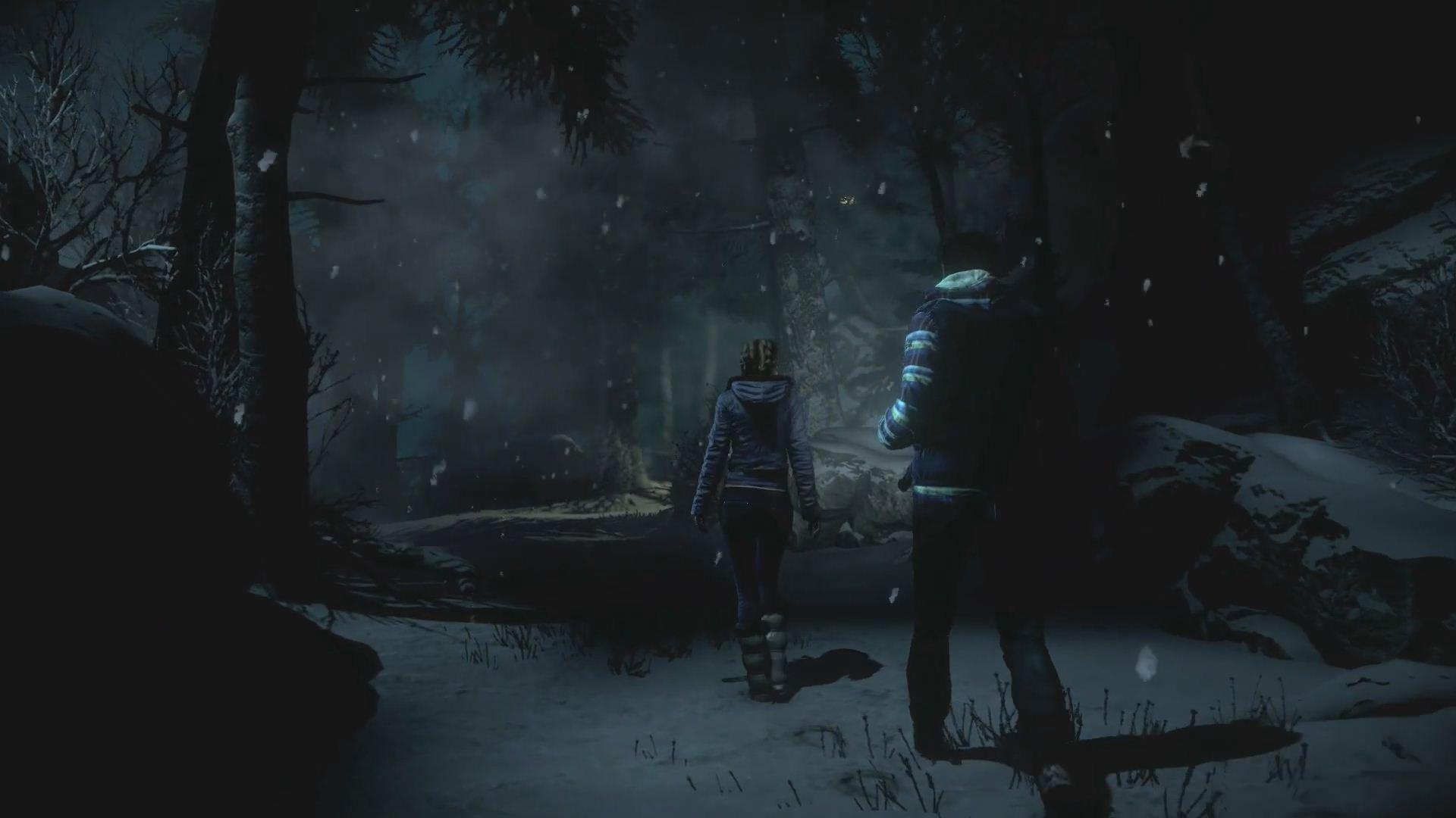 Until Dawn PS4 8