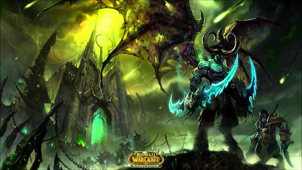 World of Warcraft Legion Sells 3 3 Million Copies at Launch
