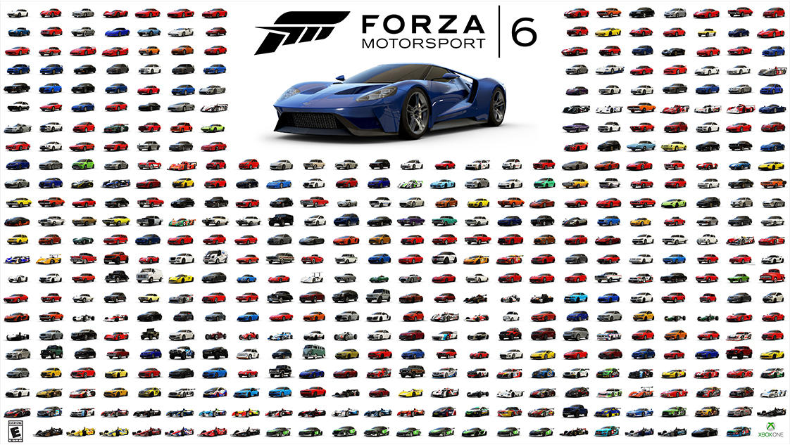 forza 6 gold