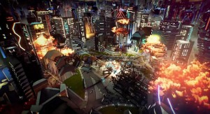 Crackdown 3 Teaser Site Appears