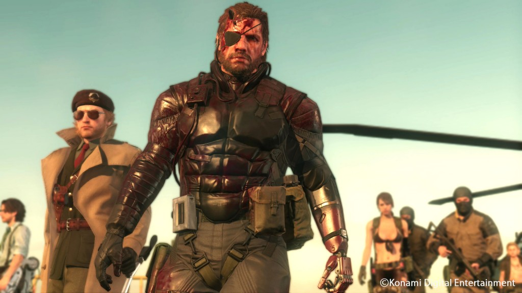 Hideo Kojima Possibly Explains Metal Gear Solid 5 S Ending