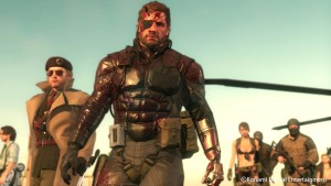Kojima Is Curious Whether You Are Enjoying Metal Gear Solid 5