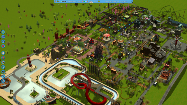 roller coaster tycoon 3 ios