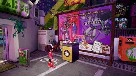 splatoon splatfest transformers