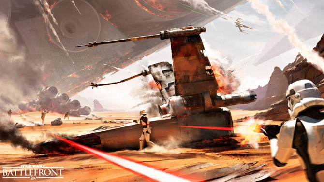 star wars battlefront battle of jakku 2
