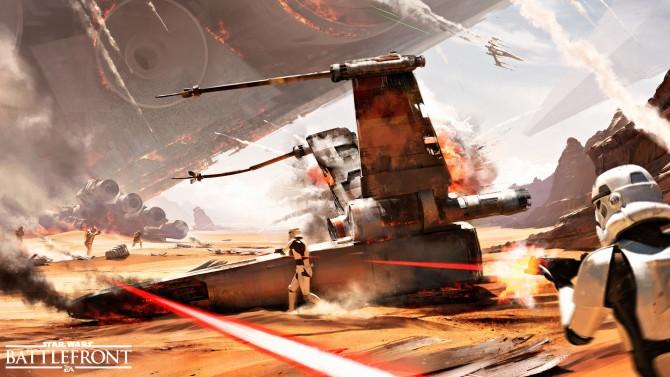 star wars battlefront battle of jakku 2