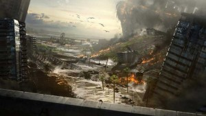 Cliff Bleszinski's New Game Gets New Teaser, Shows A Beautiful World Shattering