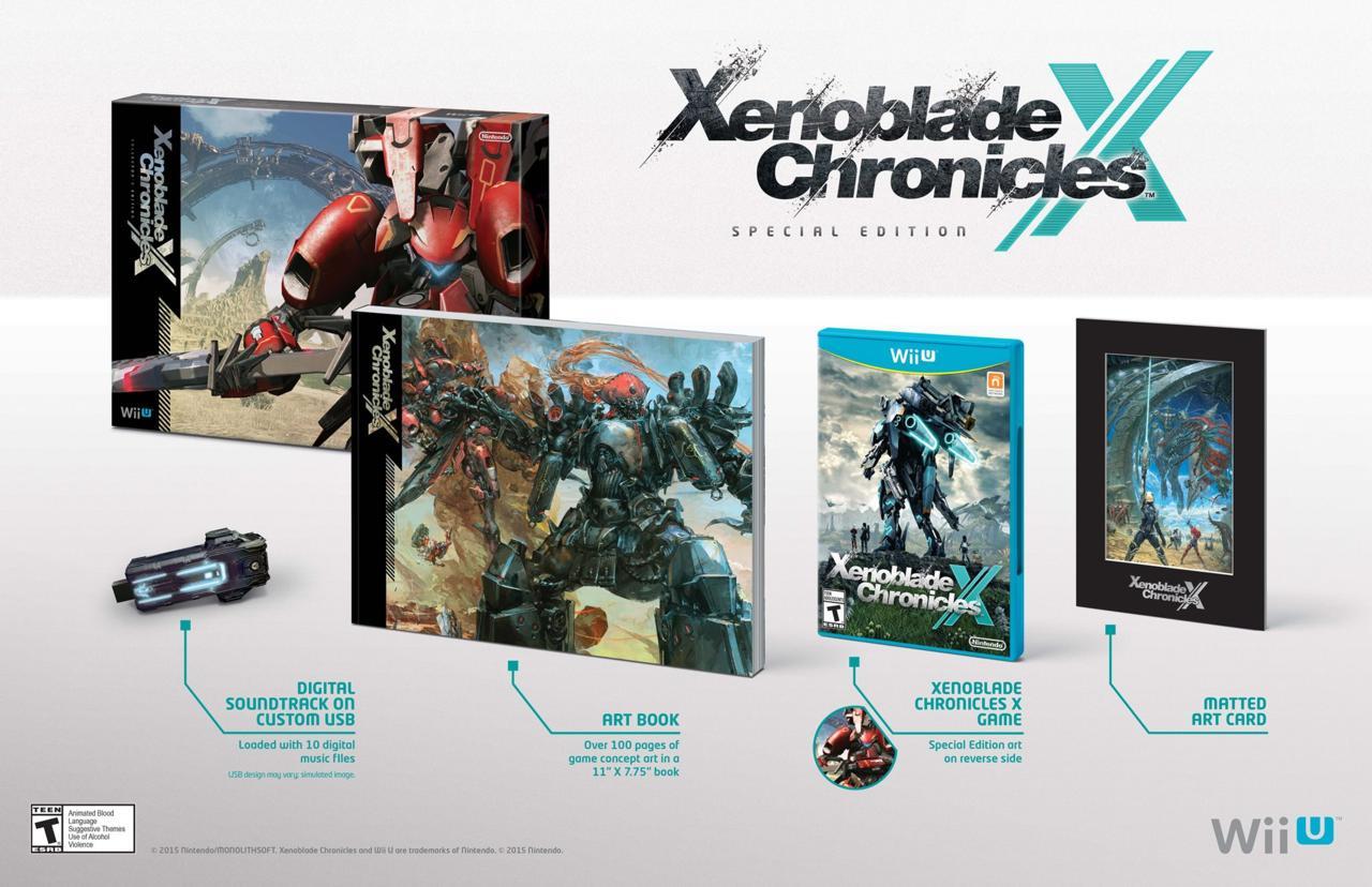 xenoblade x special edition