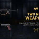 Call of Duty Advanced Warfare New Weapons Coming Next Week
