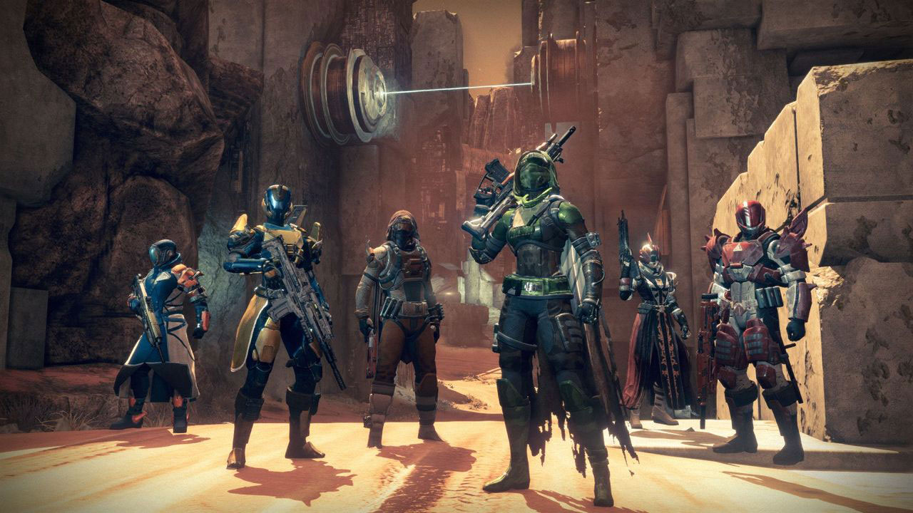 Destiny The Taken King_Crucible 05