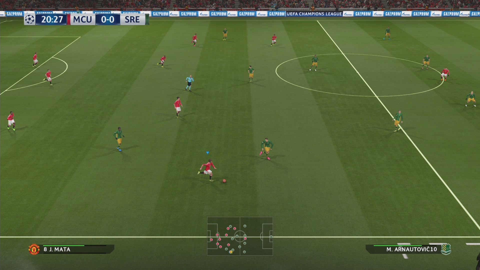 PES PS4 4