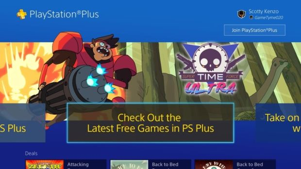 PS4 system update 3.00