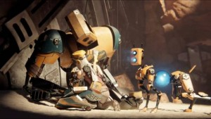 ReCore Looks Great In This New Trailer