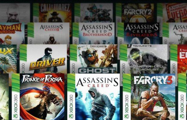 Ubisoft Xbox 360 to Xbox One