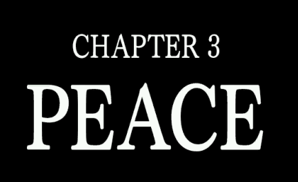 metal gear solid 5 the phantom pain chapter 3 peace