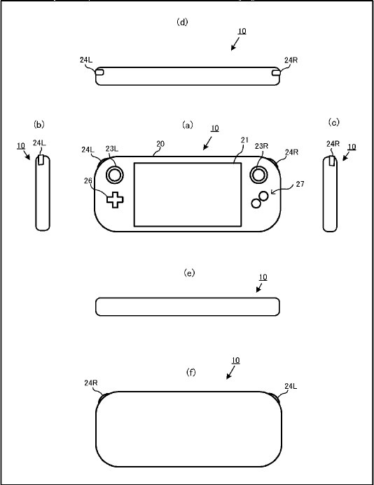 nx patent controller