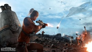 Star Wars: Battlefront Will Have More Guns, Only Four 'Walker Asssault' Maps In Final Game