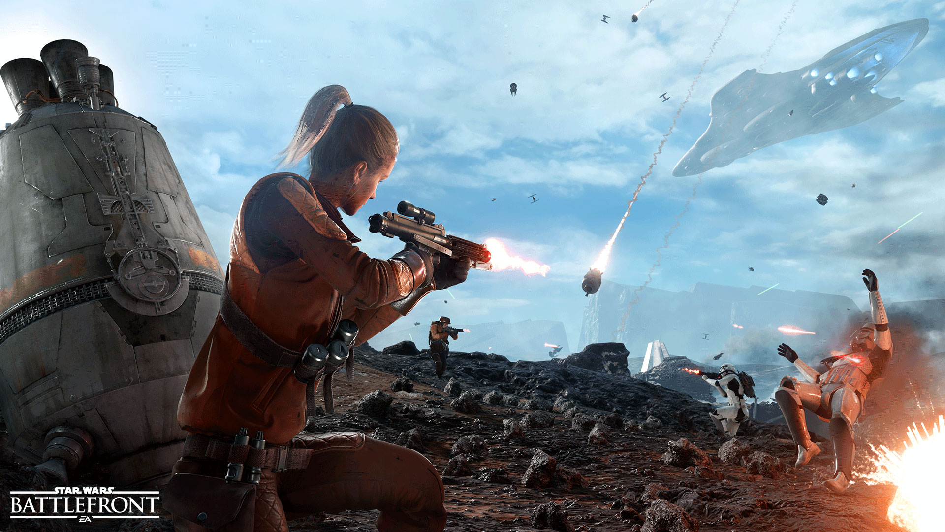 Star Wars Battlefront PC Errors And Fixes: Black Screen
