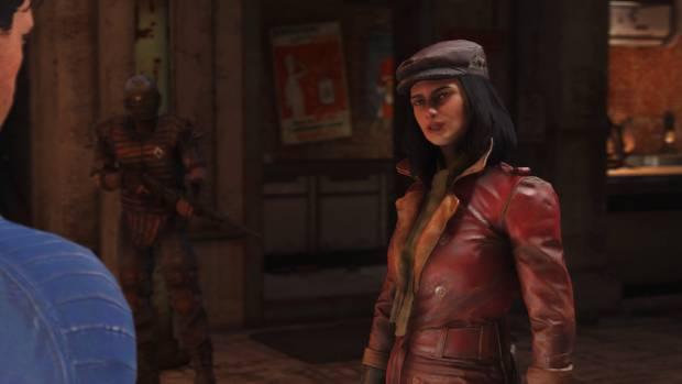 Fallout 4 Piper