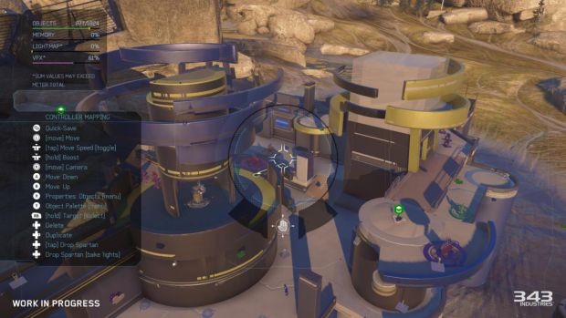 Halo 5 Forge mode