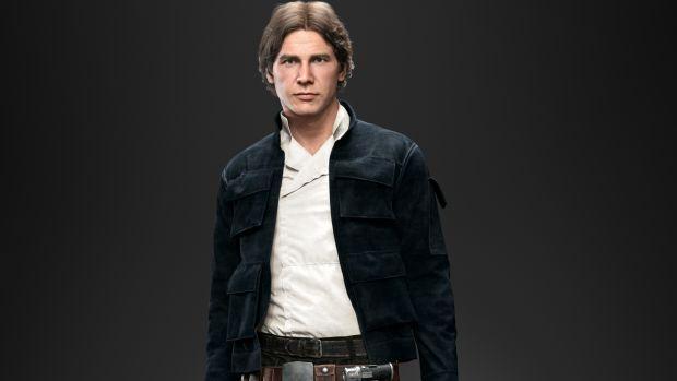 Star Wars Battlefront_Han Solo