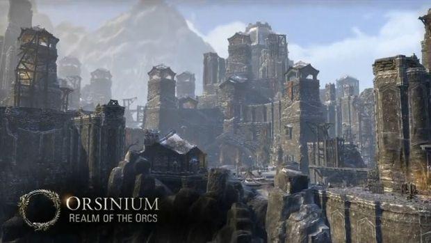 The Elder Scrolls Online Orsinium