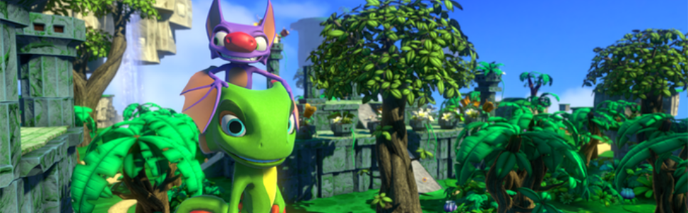 Yooka-Laylee Wiki – Everything you need to know about the game