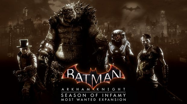 batman season pass infamy
