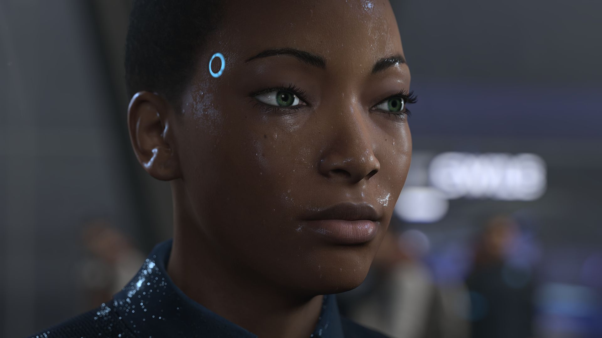Detroit Become Human E3 2016 trailer