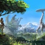 Horizon: Zero Dawn Will use New GPU Based Runtime Technology To Generate Game World