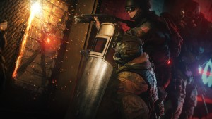 Rainbow Six Siege Second Two's First Operation is Velvet Shell