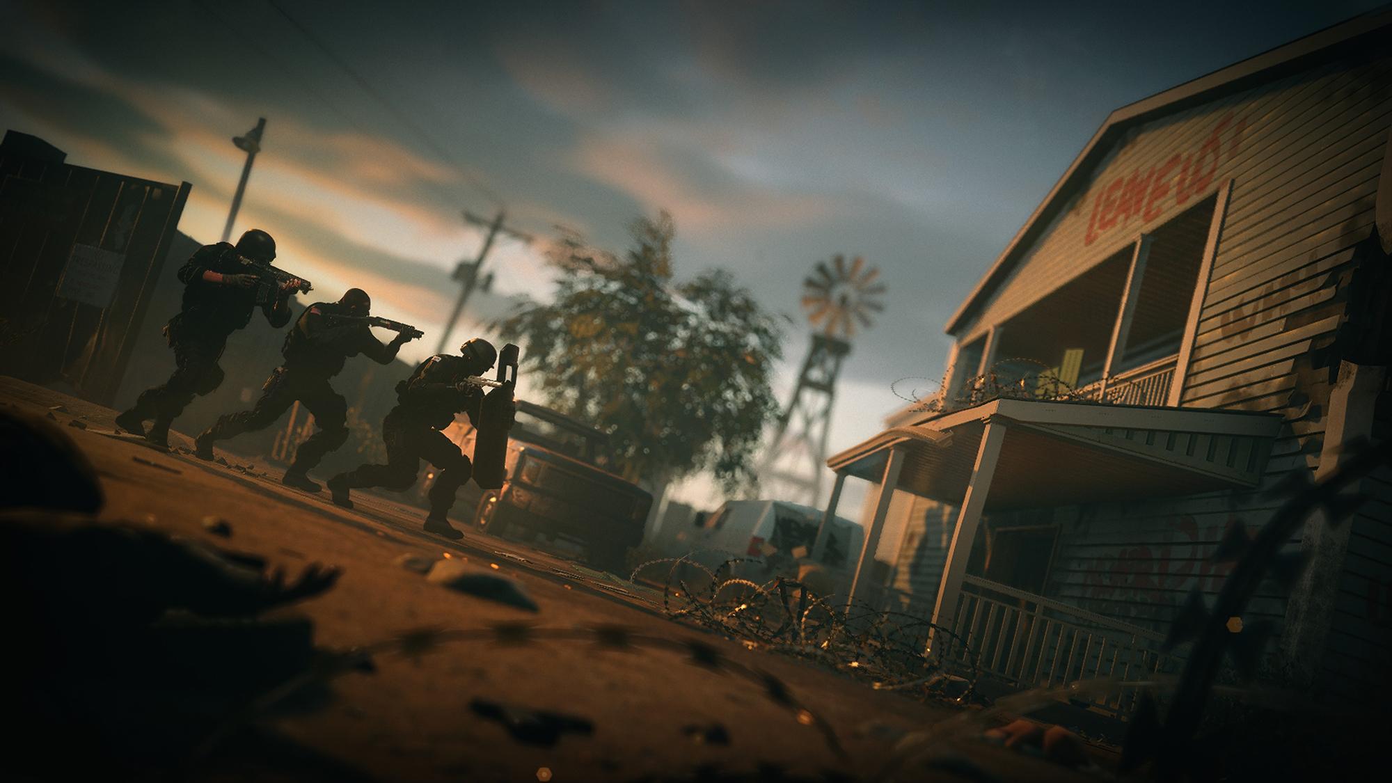 Rainbow Six: Siege Gets A Brand New Trailer « GamingBolt.com: Video ...