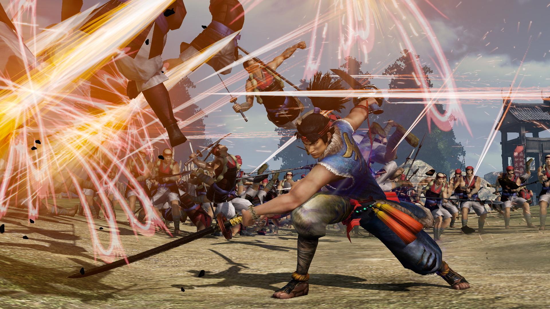 samurai warriors 4-2 gameplay 2