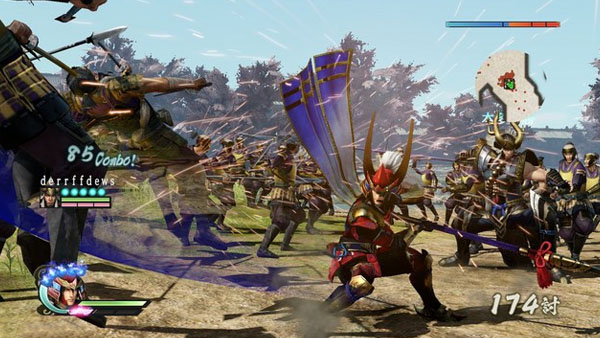 samurai warriors 4-2 gameplay