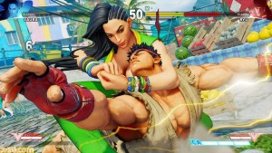 Street Fighter 5 CG Trailer Celebrates Diverse Cast
