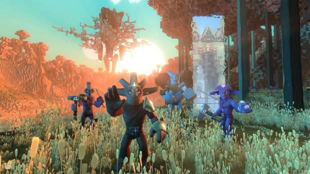 Boundless Interview – An Ambitious Sandbox MMO Shaped By Its
