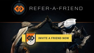 Destiny's Refer-A-Friend Program Now Live, New Trailer Released