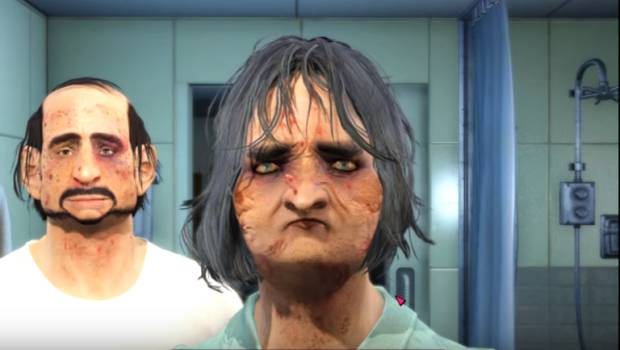 Fallout 4 Ugly Faces