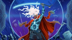 Furi Interview: The Substance of Surrealistic Sword Combat