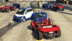 GTA Online Receives New Adversary Mode With Running Back
